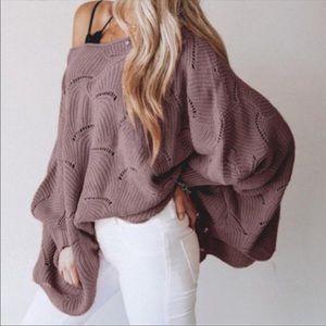 """Sweaters - """"Autumn Feels"""" Dolman Sweater"""